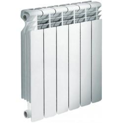 Биметаллический радиатор Alltermo Super Bimetal 500x100